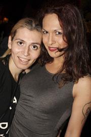 Korra Del Rio and Nicole Montero